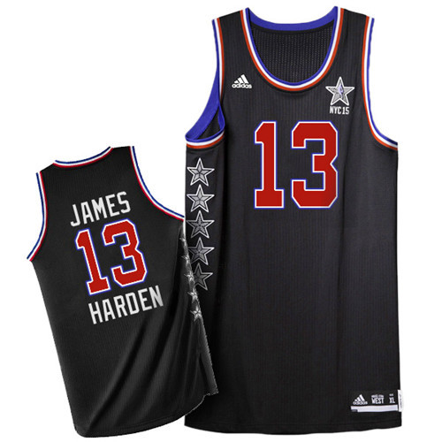 Maillot Basket All Star Harden 13 Noir 2015