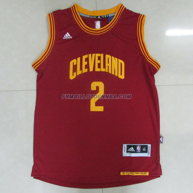 Enfants Maillot Basket Cavaliers Irving 2 Rouge 2016