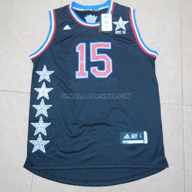 Maillot Basket All Star Cousins 15 Noir 2015