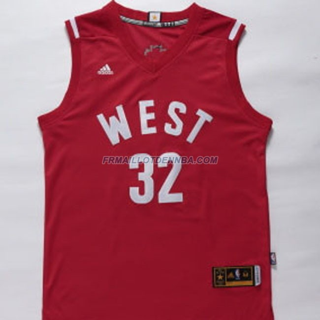 Maillot Basket All Star Griffin 32 Rouge 2016