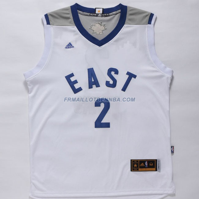 Maillot Basket All Star Irving 2 Blanc 2016