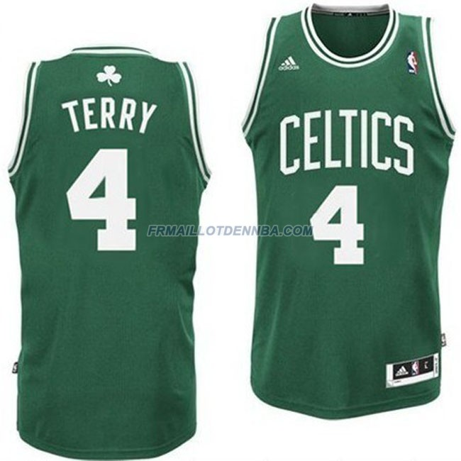 Maillot Basket Boston Celtics Terry 4 Vert 2016