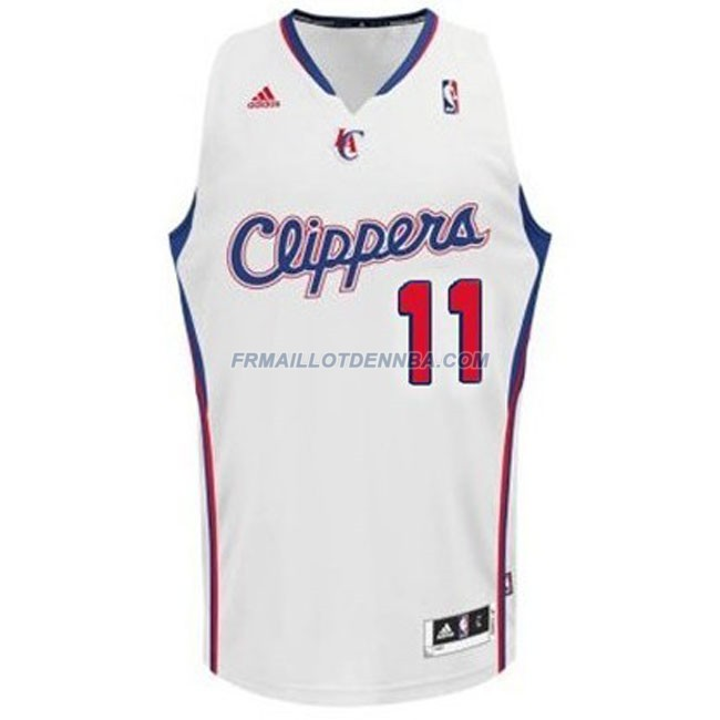 Maillot Basket Los Angeles Clippers Crawford 11 Blanc 2016