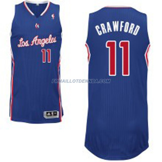 Maillot Basket Los Angeles Clippers Crawford 11 Bleu 2016