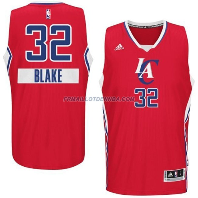 Maillot Basket Los Angeles Clippers Noel Griffin 32 Rouge 2016