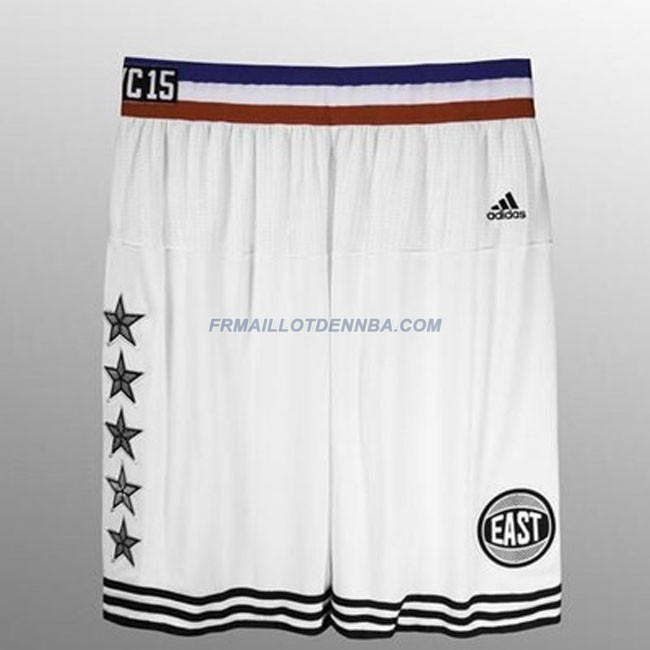 Pantalon Basket All Star Blanc 2015