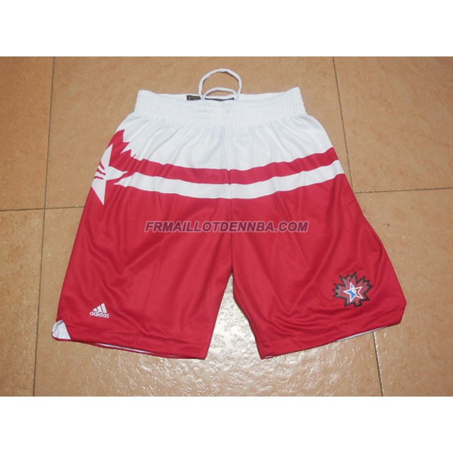 Pantalon Basket All Star Rouge 2016