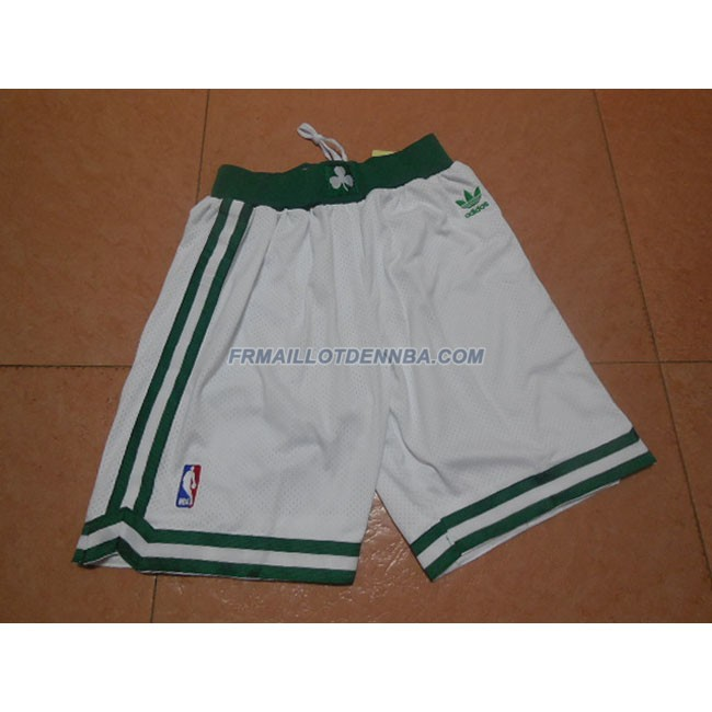 Pantalon Basket Boston Celtics Blanc 2016