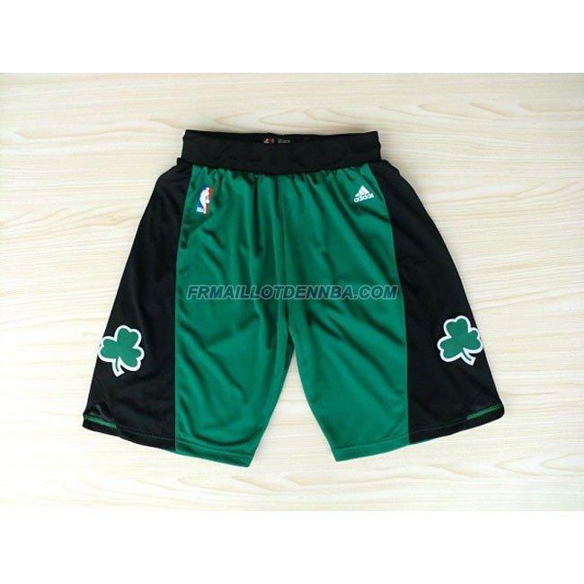 Pantalon Basket Boston Celtics Vert Noir