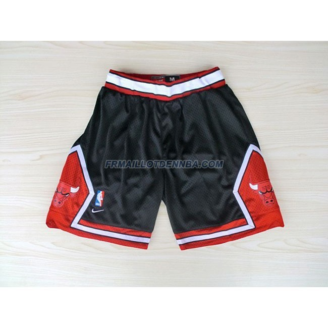 Pantalon Basket Chicago Bulls Noir