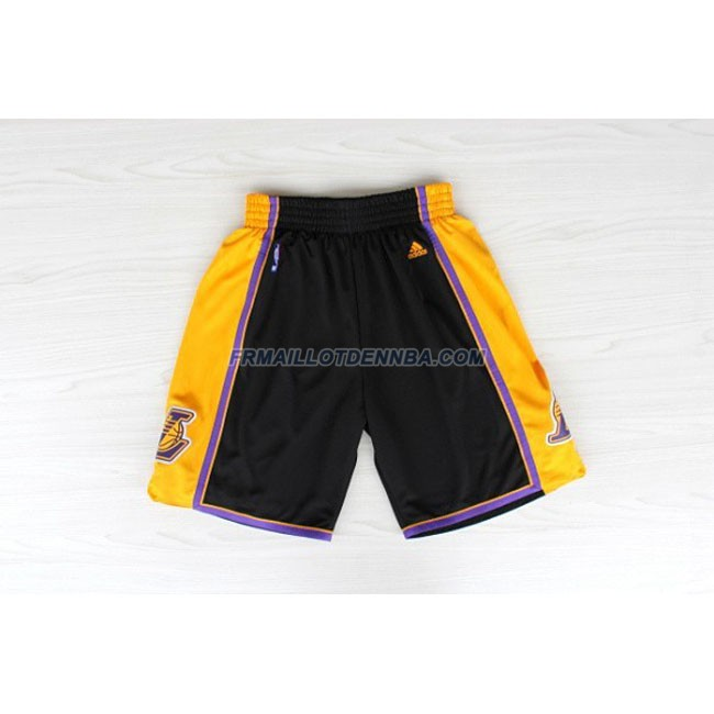 Pantalon Basket Los Angeles Lakers Noir 2016