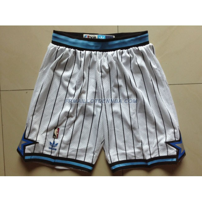 Pantalon Basket Orlando Magic Blanc 2015