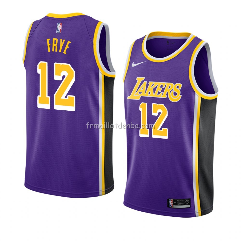Maillot Los Angeles Lakers Channing Frye Statement 2018-19 Volet