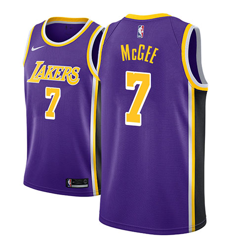 Maillot Los Angeles Lakers Javale Mcgee Statement 2018-19 Volet