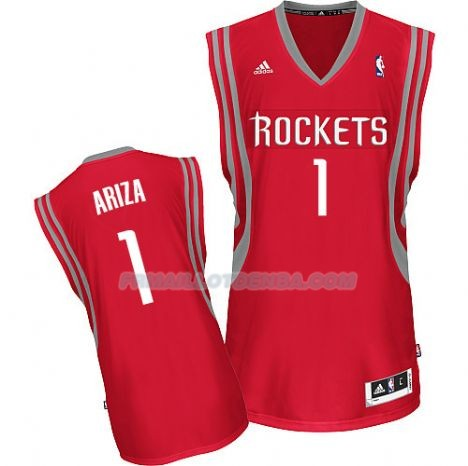 Maillot Basket Houston Rockets Ariza 1 Rojo