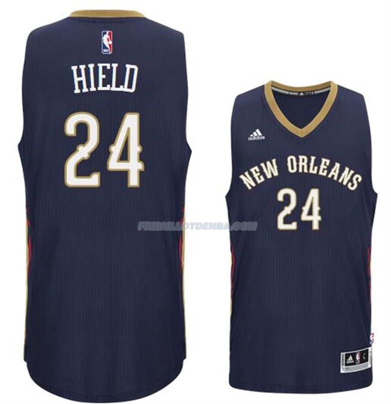 Maillot Basket New Orleans Pelicans Hield 24 Azul