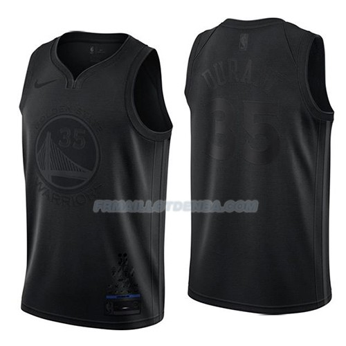 Maillot Golden State Warriors Kevin Durant Mvp Noir